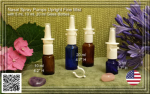 Nasal Spray Pump Fine Mist
