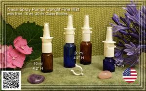 Nasal Spray Pump Fine Mist